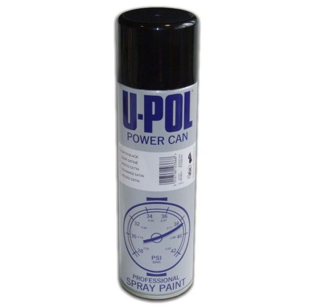 U-Pol Power Can Лак c высоким глянцем, (цена указана за 1 шт. при минимальном заказе 12 шт.)