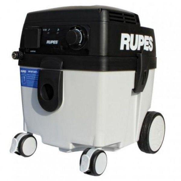 Rupes Малогабаритный мобильный пылесос для работы с электрическим или пневматическим шлифовальным инструментом на одном рабочем месте
