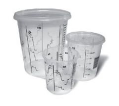 SOLID MIXING CUP Мерный стакан 400 мл (122.12), упаковка 1 шт.