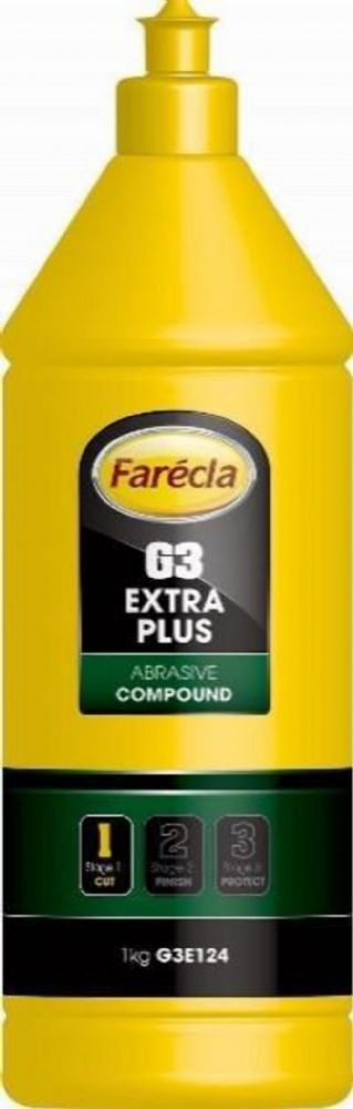 FARECLA G3 Extra Plus Абразивная паста, 0,5кг.