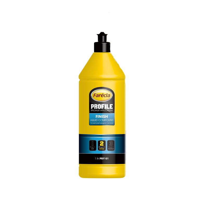 FARECLA Profile Finish Liquid Полировальная эмульсия, 1л.