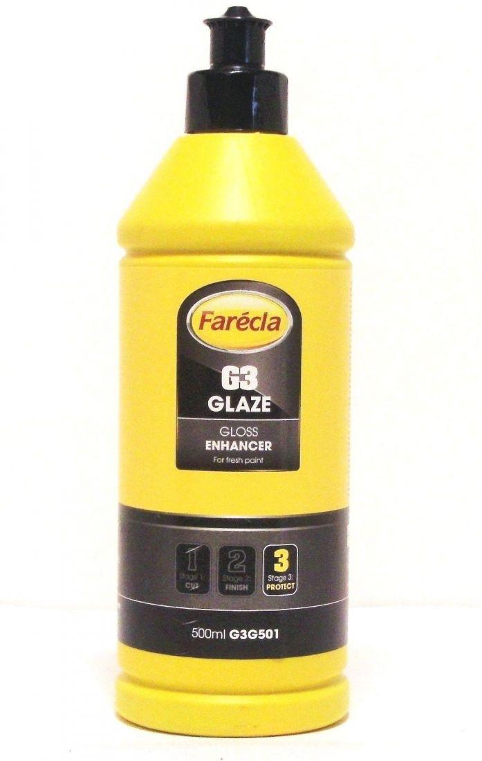 FARECLA G3 Glaze Gloss Enhancer  - Усилитель блеска, 1л.